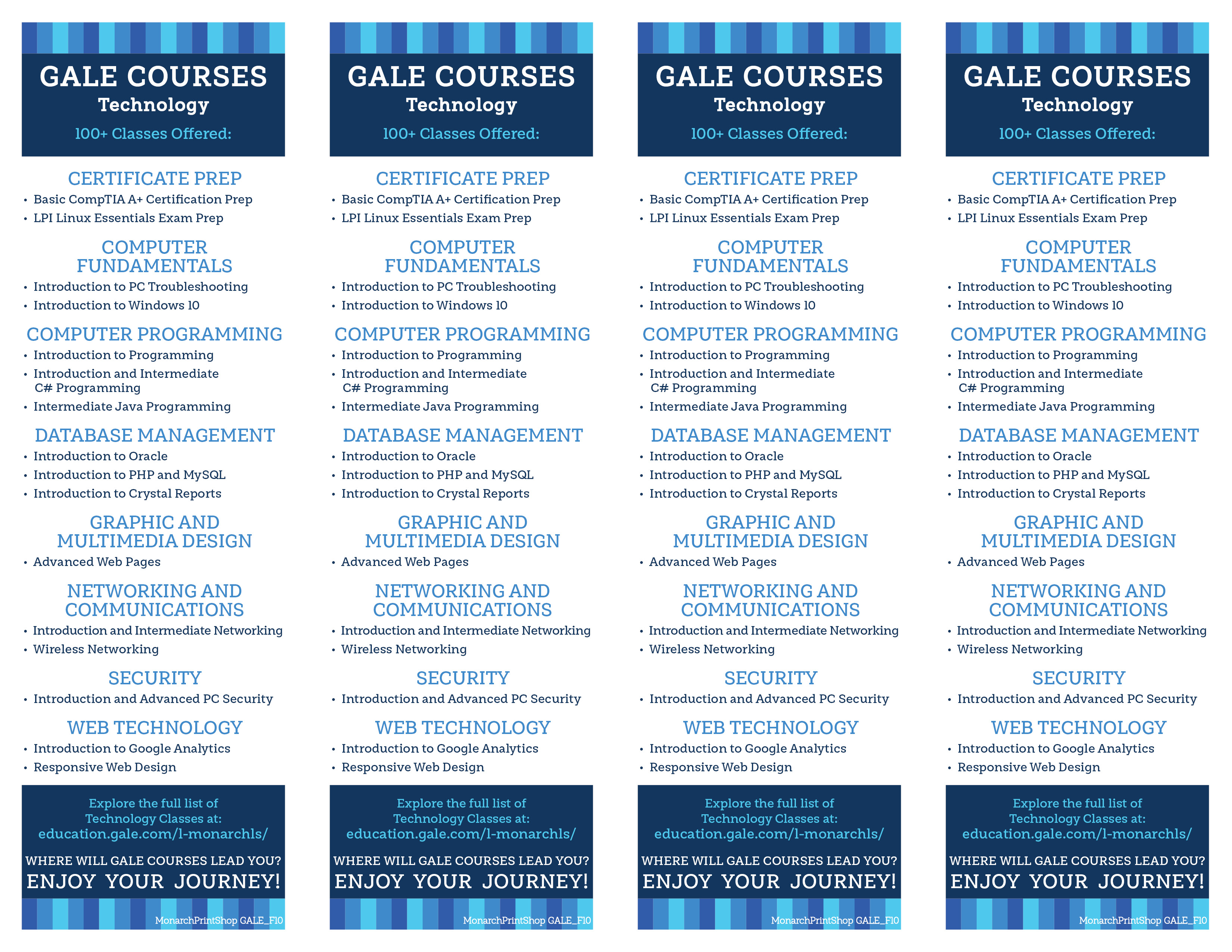 Gale Courses – Marketing – Monarch Library System